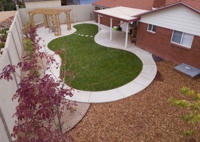 Phoenix Backyard Landscaping