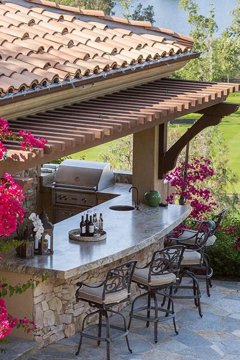 Pool Patio & Landscape Design