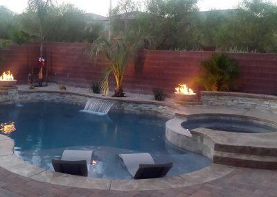 Phoenix baja pool