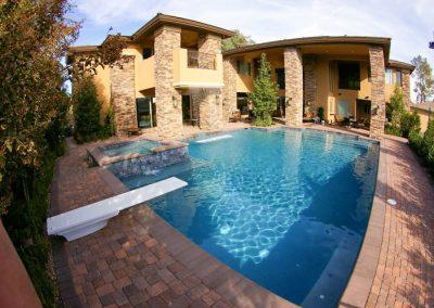 Phoenix spanish style pools