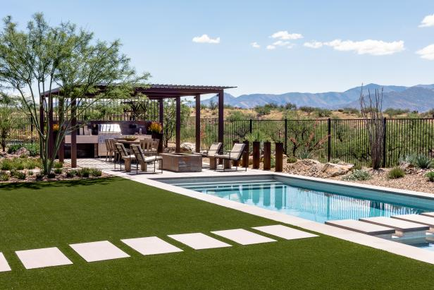landscape design in Phoenix