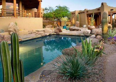 pool contractor Phoenix